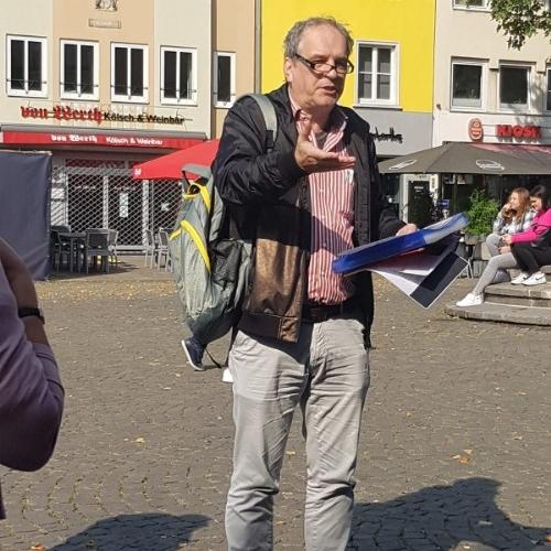 Ralf Buchinger im AutorenClub