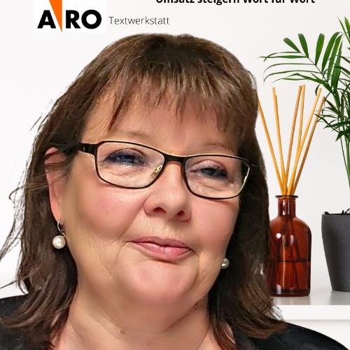 Andrea Rohde im AutorenClub
