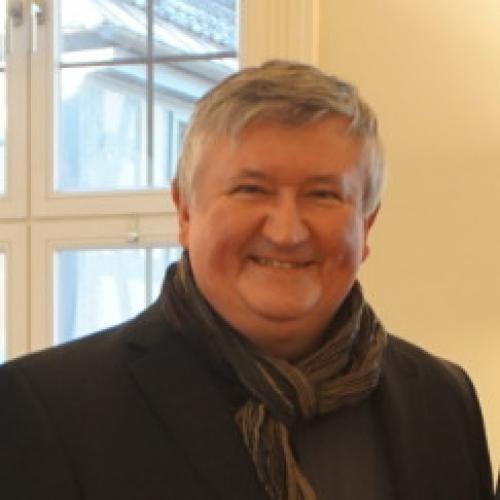 Dr. Bernd Wollner im AutorenClub