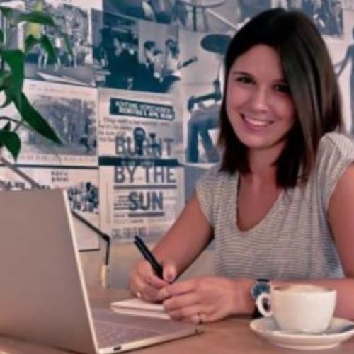 Naemi Huet im AutorenClub