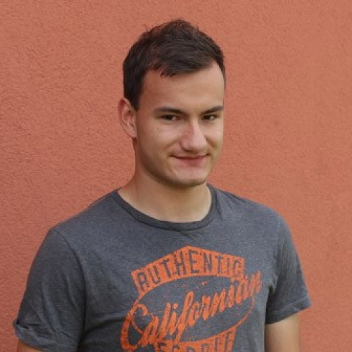 Julian Hörndlein im AutorenClub