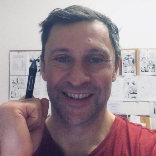 Gabor Racsmany im AutorenClub