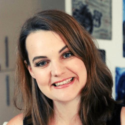 Maria Jussel im AutorenClub