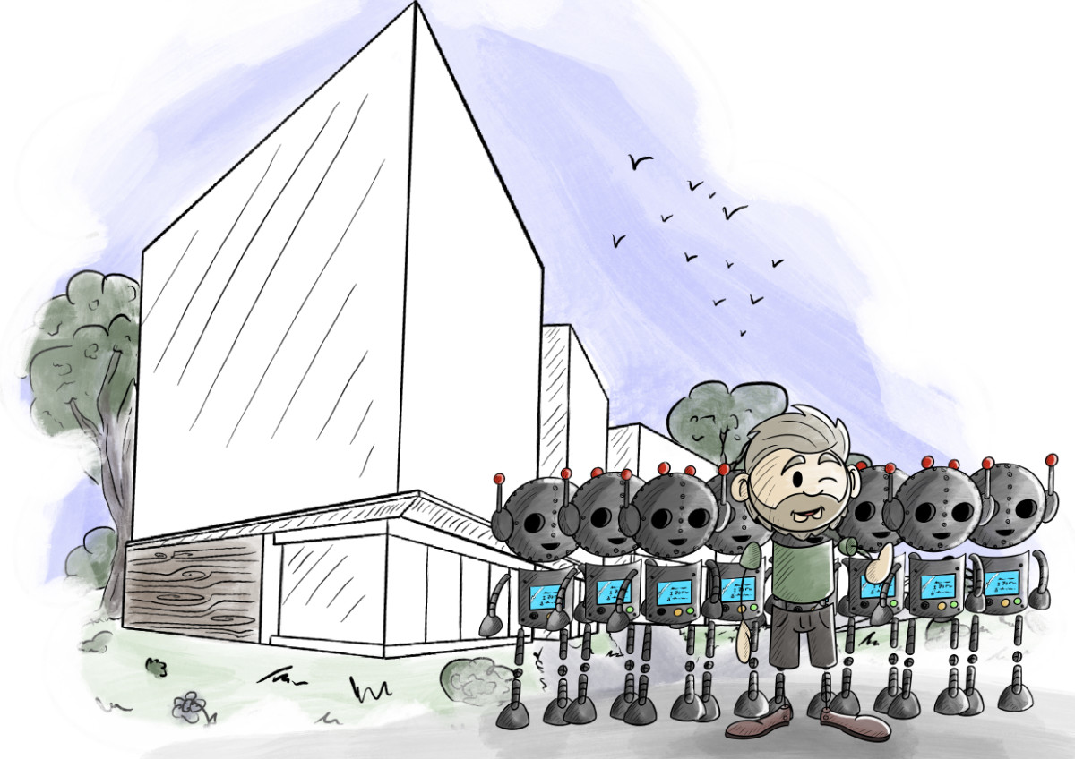 Innovative Robotik von Christian Angerer